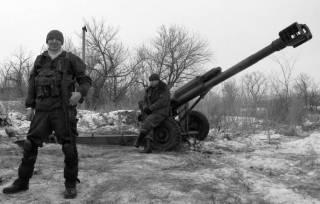Уникальные «Ноны» на Донбассе