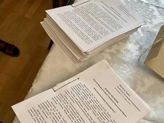 Более 25 тыс верующих УПЦ Винниччины подписали обращение к Президенту