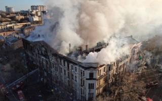 «Сын позвонил со словами: не могу, задыхаюсь»: рассказ мамы пропавшего в одесском пожаре
