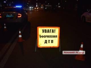 В Николаеве Lexus на огромной скорости врезался в такси – есть жертвы