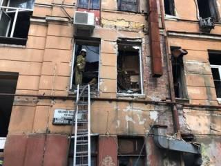 Пожар в одесском колледже: число жертв возросло до 10 человек
