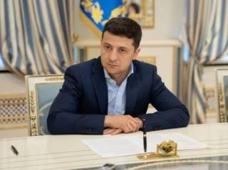 Зеленский подписал указ в связи с трагедией в Одессе