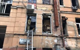 Пожар в Одессе: спасатели нашли еще два трупа