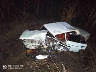 Во Львовской области произошло кровавое ДТП с двумя автомобилями