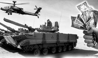 Мировой рынок вооружений: вызовы для Украины