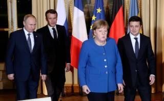Итоги Нормандской встречи в Париже: о чем договорились стороны?