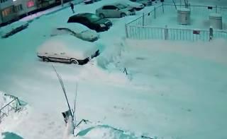Жителей одного из регионов России напугала странная голубая небесная вспышка