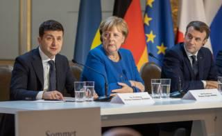 Рада продлит закон о статусе Донбасса и утвердит «формулу Штайнмайера», – Зеленский