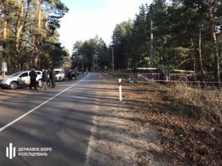 ДТП под Киевом: военнослужащий сбил детей