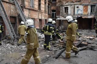 Огнетушители из сгоревшего одесского колледжа были найдены под кроватью у коменданта