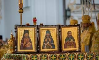 УПЦ канонизировала шестерых новых святых