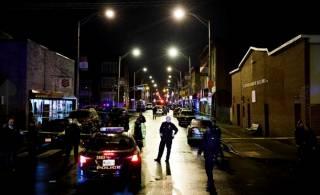 В Джерси-Сити бандиты и копы устроили кровавую перестрелку