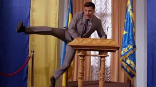 По российскому ТВ запустили странную рекламу сериала с Зеленским