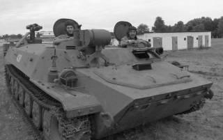 Украинский арсенал: самоходный противотанковый ракетный комплекс 9П149 «Штурм-С»