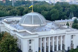 Депутаты продлили закон об особом статусе Донбасса