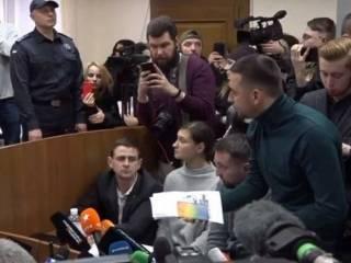 Одну из подозреваемых в убийстве Шеремета решили… отпустить домой