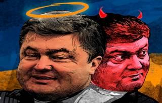 Почему Порошенко, его фракция и его СМИ защищают предполагаемых убийц?