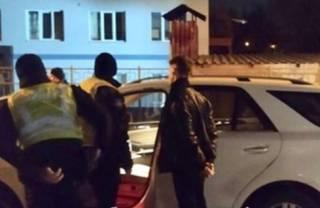 В Киеве полиция эпично ловила малолетнего «гонщика»