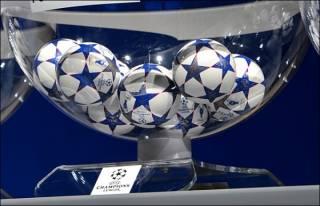 Жеребьевка 1/8 финала Лиги чемпионов: болельщиков ждут яркие матчи