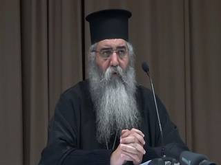 Кипрский митрополит рассказал об отношении старца Ефрема Аризонского к событиям в Украине
