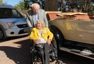 Американские супруги умудрились прожить вместе восемьдесят лет