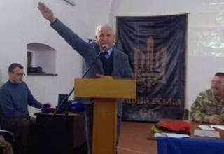«Фанат» Гитлера и антисемит Марущинец... вернулся на работу в МИД Украины