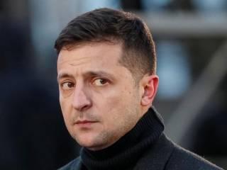 Зеленский отреагировал на массовые беспорядки под Верховной Радой