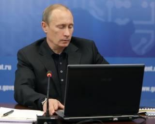 СМИ узнали кое-что странное о компьютерных вкусах Путина