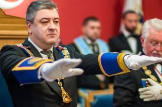 Великий мастер Великой ложи России Богданов: За что мужчины всегда били друг другу морды?