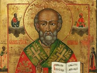 Православные отмечают день памяти святителя Николая