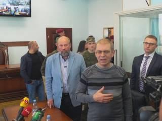 Ко Дню святого Николая Чудотворца: Пашинского выпустили из СИЗО