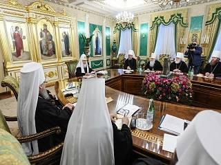 Синод РПЦ даст ответ на действия Александрийского Патриарха по признанию ПЦУ