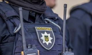 В центре Киева во время столкновения группы молодчиков с полицией прогремел взрыв