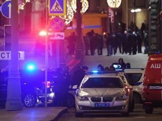 Перестрелка у здания ФСБ на Лубянке ‒ число жертв увеличилось