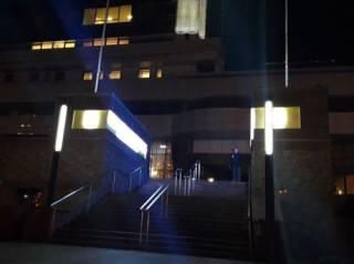 Нацгвардия взяла штурмом суд, который блокировали «поклонники» подозреваемой в убийстве Шеремета