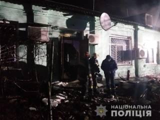 На Луганщине сгорел психинтернат. Есть жертвы