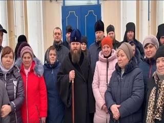 Александрийский архиерей УПЦ призвал государственную власть не допустить религиозного конфликта в селе Успенка