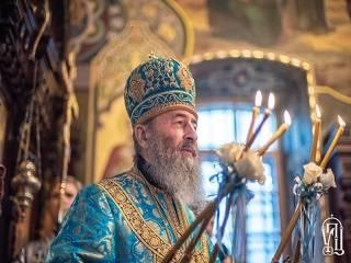 Митрополит Онуфрий объяснил, почему Господь всегда слышит наши молитвы