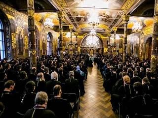 Киевская епархия УПЦ в 2019 году в цифрах: 396 приходов, 789 клириков, 1303 монаха