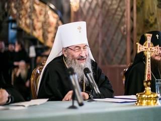 Митрополит Онуфрий назвал главные события УПЦ в 2019 году