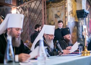Митрополит Антоний отметил, что Предстоятель УПЦ не говорит о политике принципиально