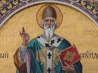 Православные отмечают день памяти святителя Спиридона Тримифунтского