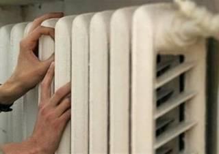 Десятки домов в центре Киева остались без тепла и горячей воды