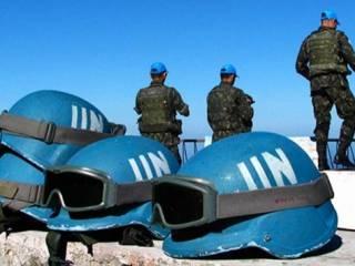 США поддержали идею ввода миротворцев на Донбасс