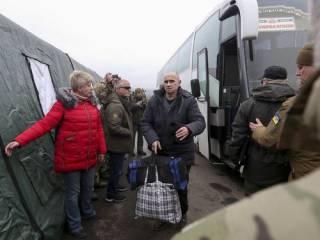 На Донбассе стартовал масштабный обмен пленными