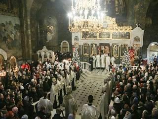 На «Интере» 6 и 7 января покажут Рождественские богослужения