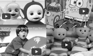О пользе и вреде видеопередач для детской психики