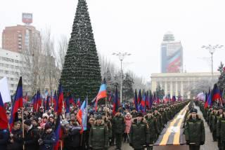 Денег нет, продукты — дерьмо: как в Донецке встретили Новый год