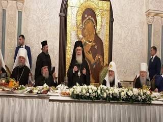 Иерусалимский Патриарх пригласил Варфоломея на Совет Предстоятелей