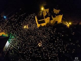 В Черногории тысячи православных вышли на протест против законопроекта о религиозной собственности